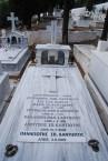 Family grave SPYRIDONOS DIM.KANTIOTOY AND WIFE MARIA
