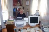 Professor Nikos Petrochilos.