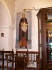 Interior of the Church of the Virgin Mary of Ilariotissa.