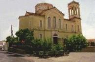 Church of the Virgin Mary of Ilariotissa, Potamos.