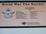 Flying Officer William Gengos - Royal Australian Air Force