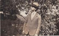 Bretos Margetis as a young man
