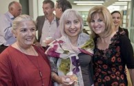 Maria Londy, Nina Conomos & Kathy Samios