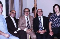 Con, Theo, George, George, George - 1979