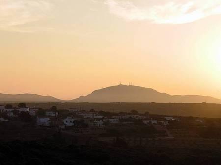 Sunrise over Friligianika