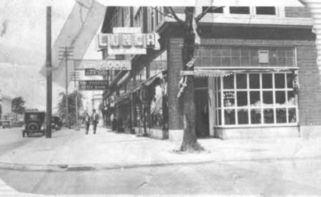 Atlas Cafe 1920's