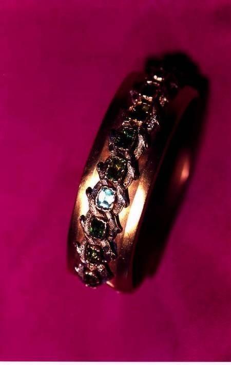 Bracelet given to Lady Bowen