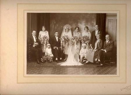 Psaros & Phacheas (Fatseas) Wedding 1927