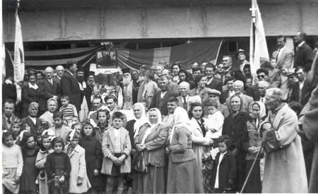 dedication of the Gerokomio in Potamos
