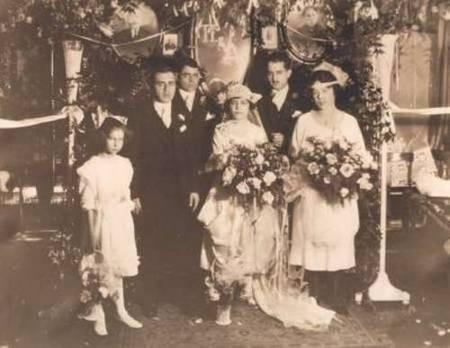 Paul and Despina Galakatos wedding