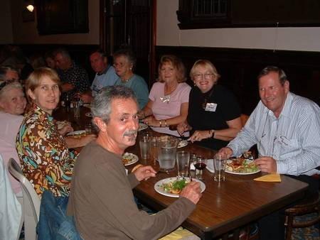 Greek Dinner for Volvo Club of Australia