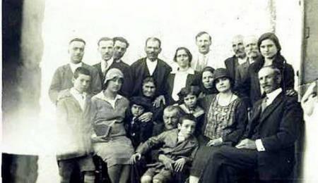 Gavrilis/Feros Family in Kythera 1929