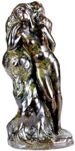 Nude female bronze by Emmanuel Cavacos