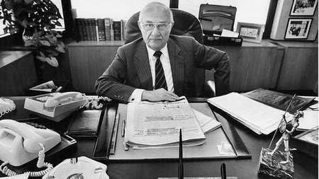 Aussie football pioneer Sir Arthur George dies at 98 after almost 20 years of service to game - Sir Arthur George 2