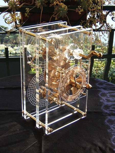 Ancient Discoveries: Antikythera Mechanism - Antikythera Mechanism_Mogi_Vicentini_2007