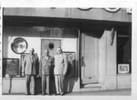 Ship-A-Hoy restaurant New York 1955