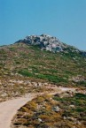Minoan peak sanctuary at Agios Georgios
