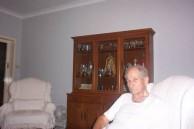 Peter Venardos - aged 82, in his lounge room, Gunnedah, NSW, Australia, April, 2004.