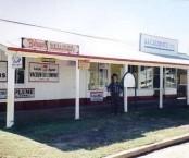 Cassimatis General Store. Preserved in pristine condition.