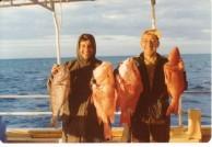 They love Fishing