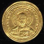 Nomisma of the joint reign of Basil II and Constantine VII.