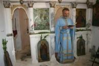 palochora church service.