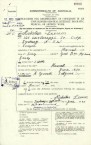 Nick Leenos submitted this application for copyright for his song 'Goodbye My Love' in Sydney in 1930.