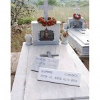 Ioannis Sofios and Ioannis Kominos - Logothetianika Cemetery