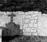 Mitata Cemetery Wall