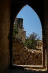 Gothic walls