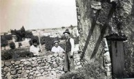 Wall  at  Gavrilis home in Logothetianika
