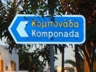 Komponada sign