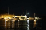 the harbour lights