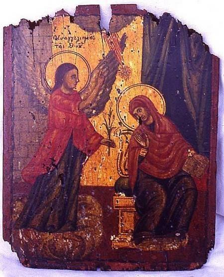 Icon 3 after restoration