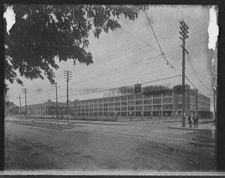 Ford ,Higland Park Model T factory