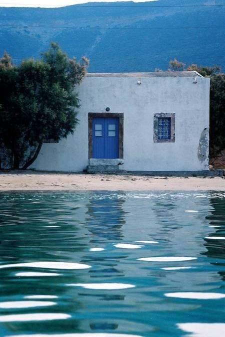 House at Diakofti