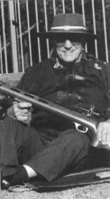 Cosmas Aroney. Veteran Shooter. Inductee into the Greek Australian Sports Hall of Fame.
