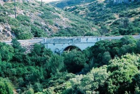 The bridge to Myrtidia