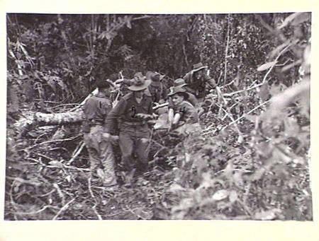 World War II. S Sklavos. 1945.