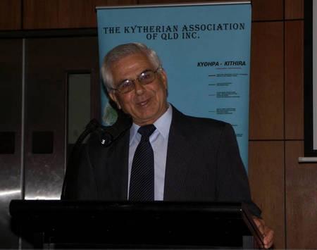 International Kytheraismos Symposium 2006-Peter Vanges