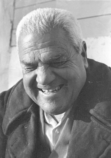 O Panagiotis Souris   ( O TUFLOS )