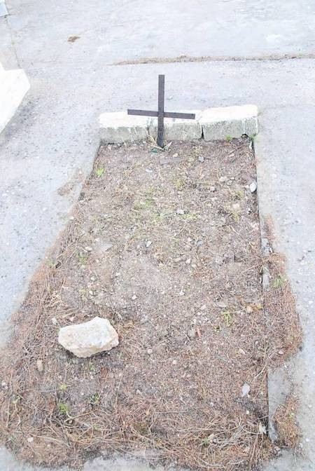 Unknown Grave - Frilingianika