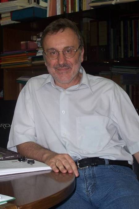 Professor George Barbounis..