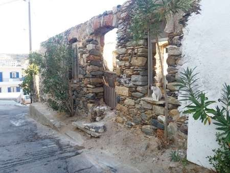 Wall in Agia Pelagia 24/09/10