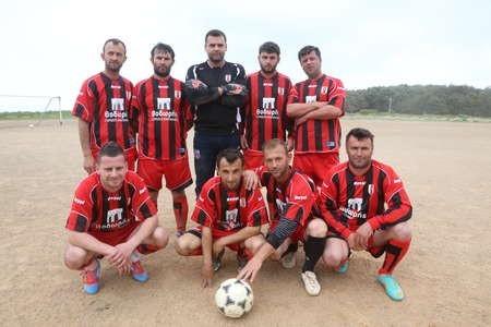 '' the Albanian kytherian team ''