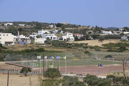 ''fruitex oval''... kytheras grass football pitch !