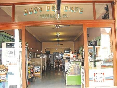 Busy Bee Cafe at National Museum