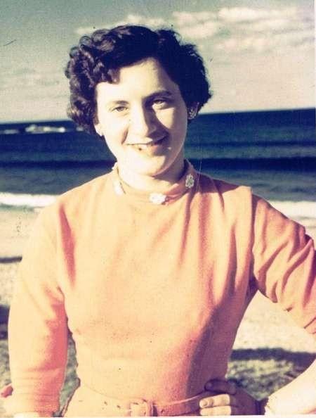 Kyrani (Anna) Anastasopoulos 1956