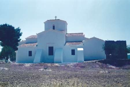 Agios Theodoros 1986