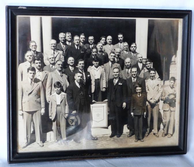 Kytherian Brotherhood of Baltimore, MD, USA 1943